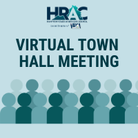 HRAC 04/9/20 Virtual Town Hall:  Employee / Team Motivation
