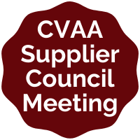 CVAA 09/01/2020 Supplier Council Meeting