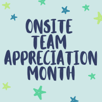VAMA Onsite Team Appreciation Month