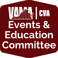 VAMA | CVA 10/14/20 Events and Education Committee Meeting