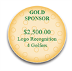 2020 MIC Golf Classic Sponsorship B: Gold $2500.00
