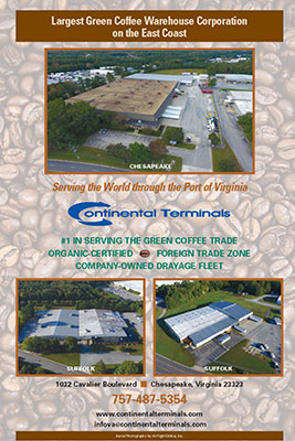 Virginia Ports Annual - Port Commerce