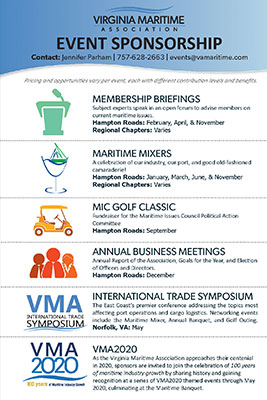 Virginia Ports Annual - Advertisers