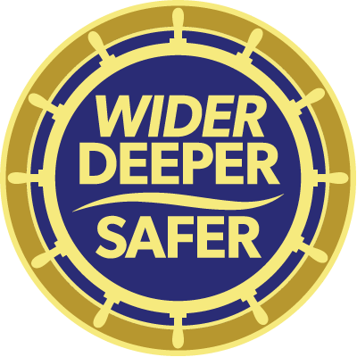 Wider Deeper Safer