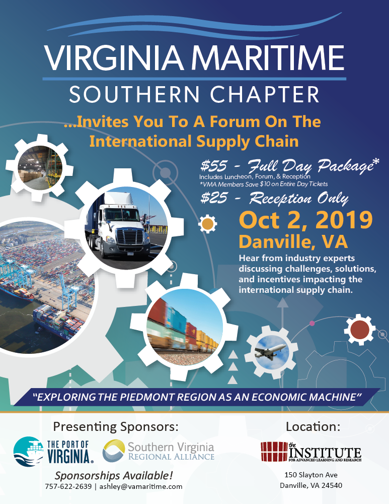 VMA Southern Chapter Forum on International Supply Chain