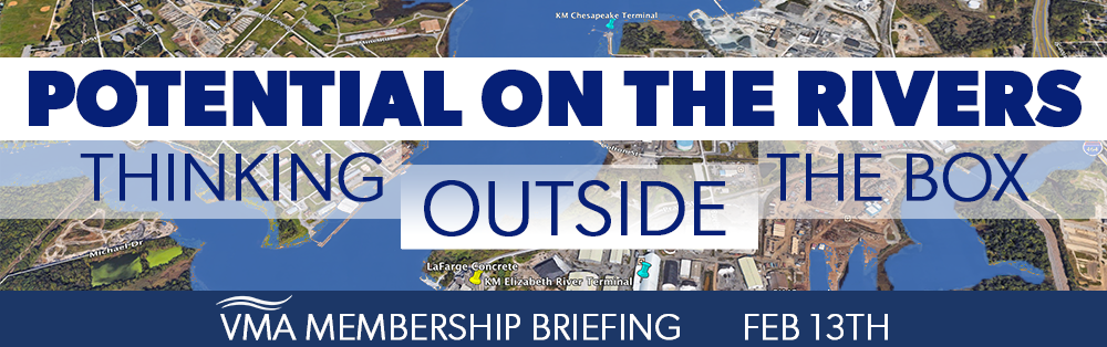 Member Briefing: Potential on the River; Thinking Outside the Box