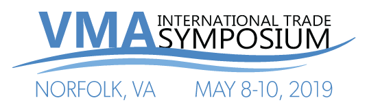 VMA International Trade Symposium | Norfolk, VA | May 8-10, 2019