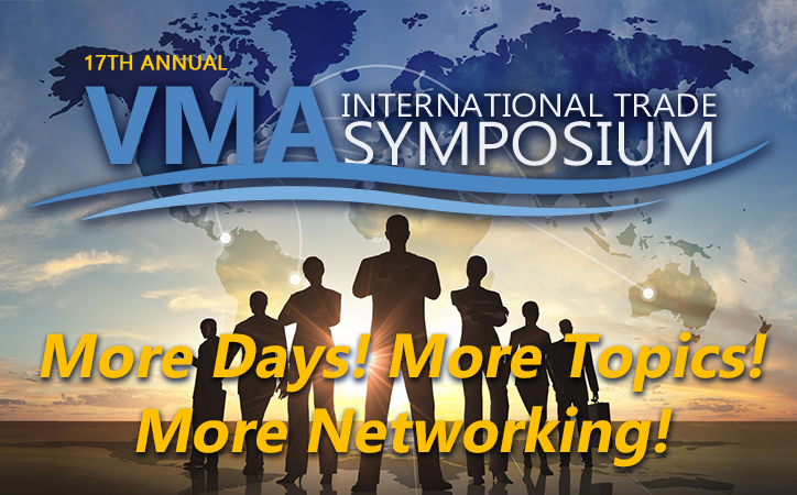 VMA's 17th Annual International Trade Stmposium