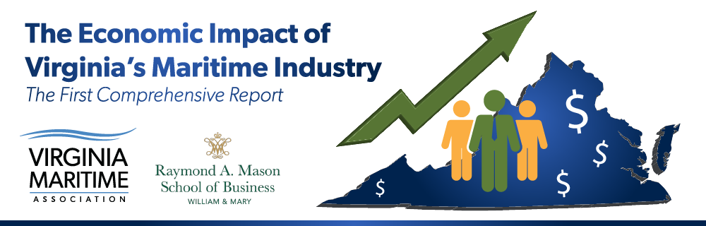 Maritime Industries Economic Impact Study Virginia