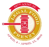 10th Annual Legal Food Frenzy