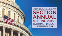 ABA Business Law Section Annual Meeting