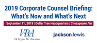 Norfolk Corporate Counsel Briefing: What
