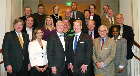 2015 VBA Board of Governors. PHOTO BY JUDY GUY.