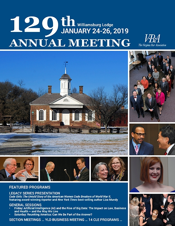 129th Annual Meeting preliminary program