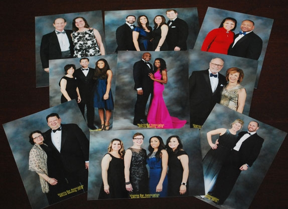 2016 Annual Meeting Black-Tie Portraits