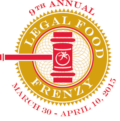 2015 Legal Food Frenzy logo