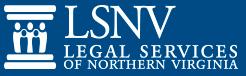 Legal Services of Northern Virginia logo from website