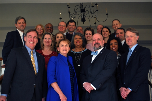 2019 VBA Board of Governors. Photo by Marilyn Shaw