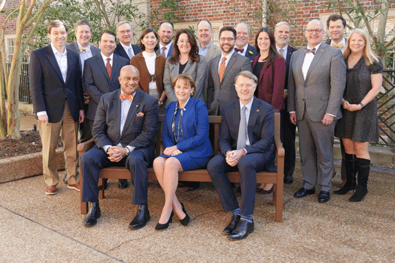 2020 VBA Board of Governors. Photo by Marilyn Shaw