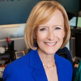 Judy Woodruff to moderate third debate for VBA