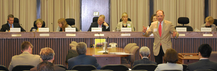 Panel discussion, Health Law Legislative Update 2012