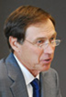 Photo of John B. McCammon from VBA-sponsored program