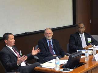 CLE presentation at W&M Law School in 2011 on P.R.O.T.E.C.T. IP legislation