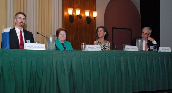 Roberts Court at Age 10 Panel Summer 2016