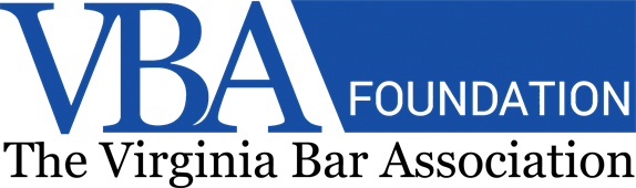 The Virginia Bar Association Foundation logo-2019