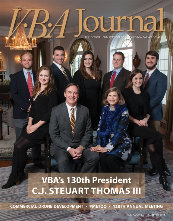 VBA Journal Spring 2018