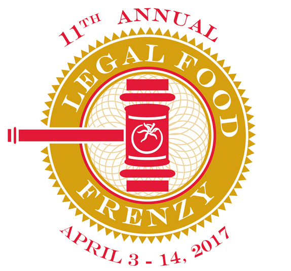 11th Annual Legal Food Frenzy logo