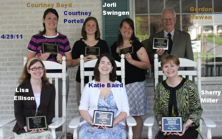 Central Valley Awards