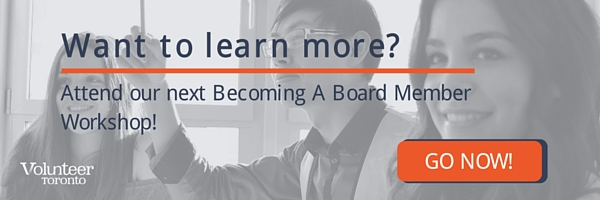 Becoming a Board Member CTA