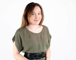 Claire McWatt - Volunteer Toronto