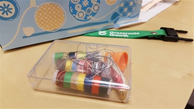 Claire McWatt's Sewing Kit