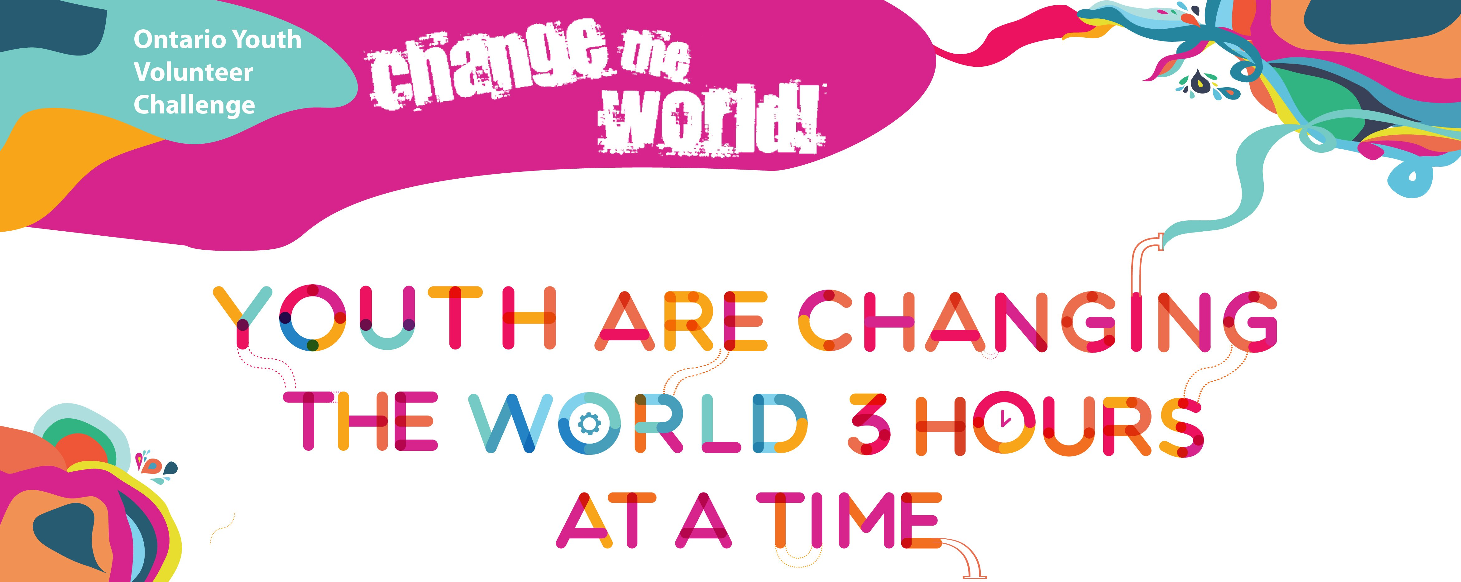 ChangeTheWorld Banner