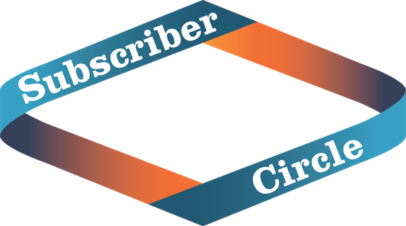 Subscriber Circle Logo