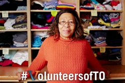Cleo Simmonds - Volunteers of Toronto