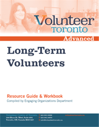 Long-Term Volunteer Workbook
