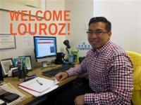 Louroz Mercader, Community Outreach Coordinator