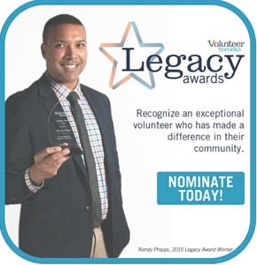 Legacy Awards Banner