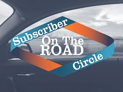 Subscriber Circle on the Road!