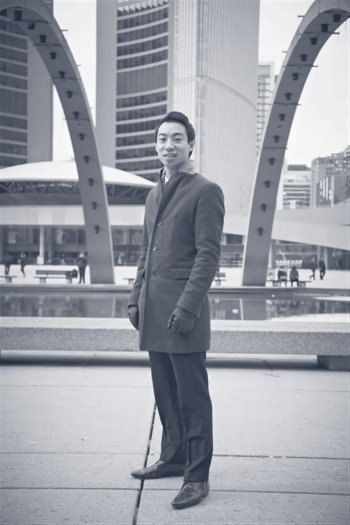 Kevin Vuong - Volunteers of Toronto