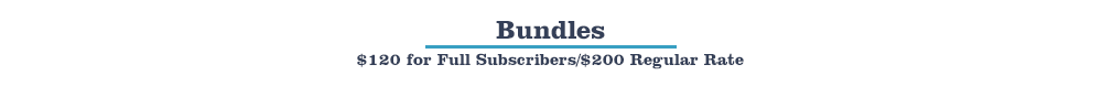 Course Bundles