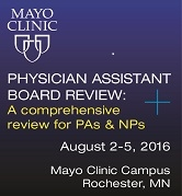 Mayo's PA Board Review
