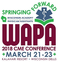 WAPA 2018 Spring CME Conference - Exhibitors