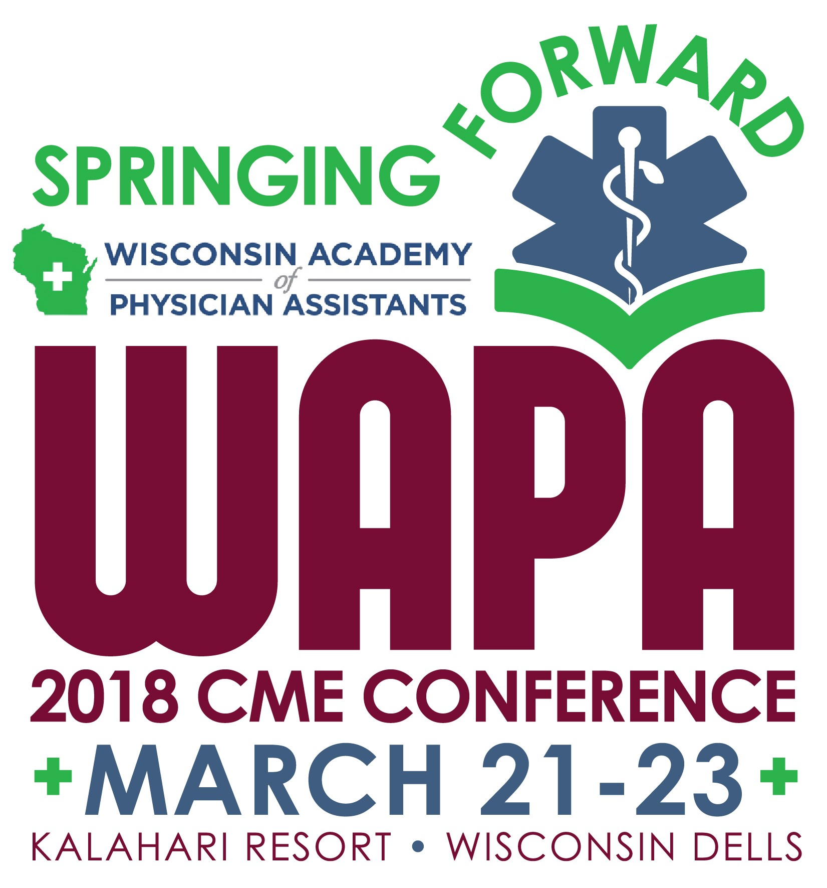 WAPA Spring Conference March 21-23, 2018