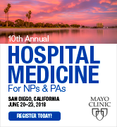 10th Annual Hospital Medicine NPS PAS 2018
