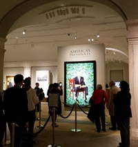 Tour of the Smithsonian American Art Museum and the National Portrait Gallery