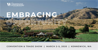 2020 Winegrowers Convention & Trade Show Attendee Registration
